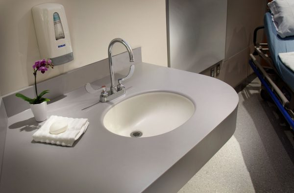 Patient Room Sink