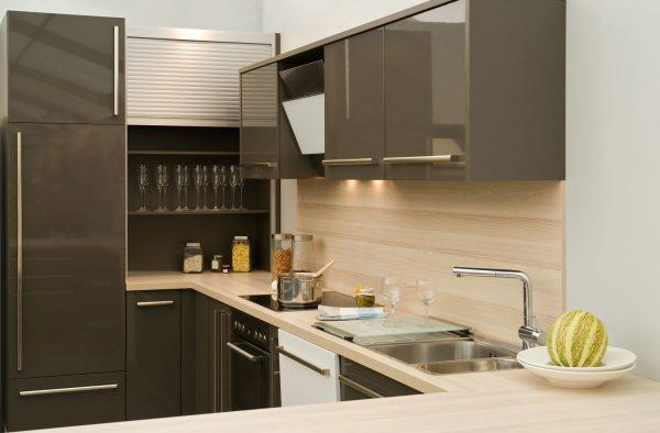 Cabinets Breakroom