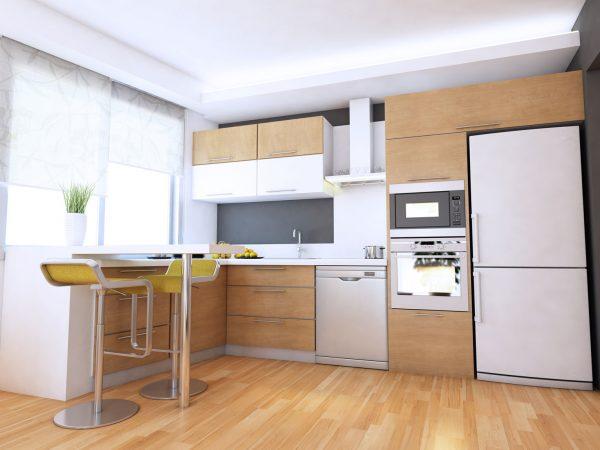 Cabinets Breakroom Woodfloor (1)