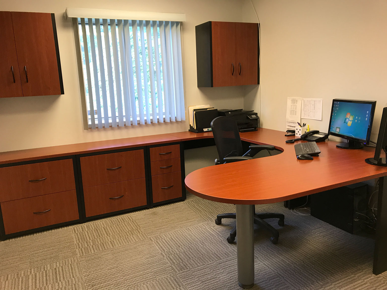 Office Furniture And Work Surfaces » Komponents Laminated