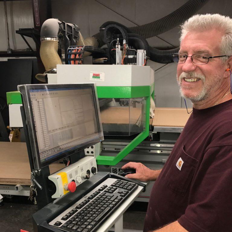 Kevin Plant Supervisor Komponents